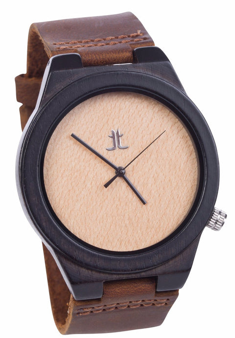 Wooden Watch | Krish
