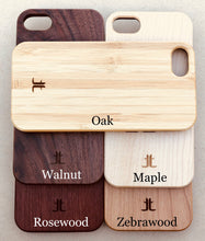 iPhone Case I Walnut