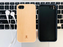 iPhone Case I Maple Wood