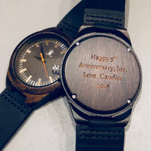 Wooden Watch | Royce