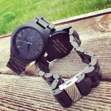 Wooden Watch-Links I Nico