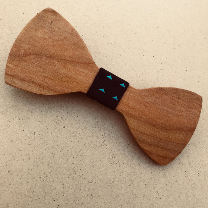 Wooden Bow Tie | Suave