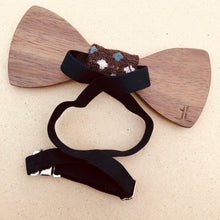 Wooden Bow Tie | Smooth