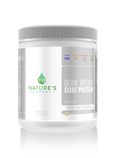 Why Trainers Recommend Bone Broth Protein Powder
