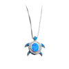 Freedom Turtle Necklace