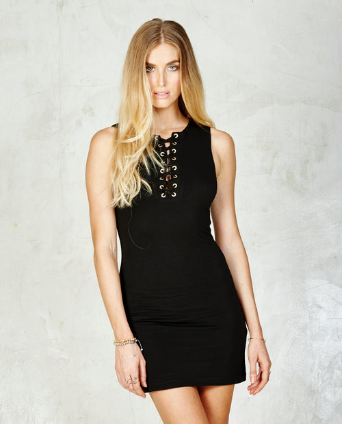 LOCRO BODYCON DRESS