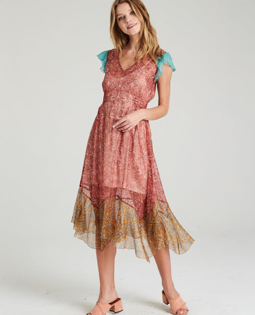 BROOKS MIDI DRESS