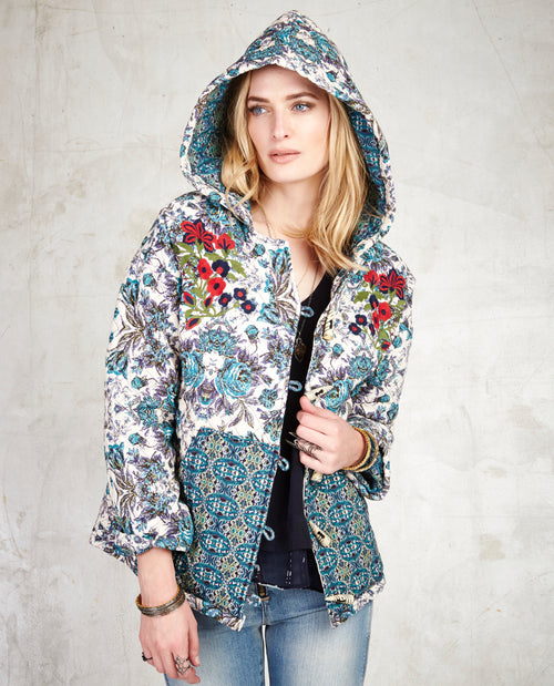 Curico Embroidered Jacket