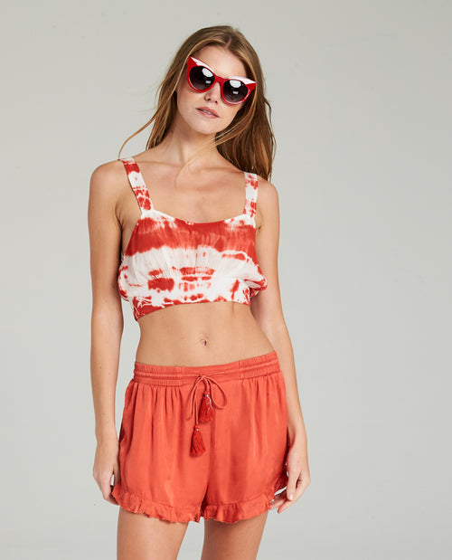 BELLA EASY CROP TOP