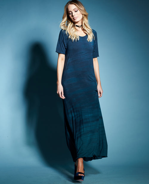 Freya T-Shirt Maxi Dress