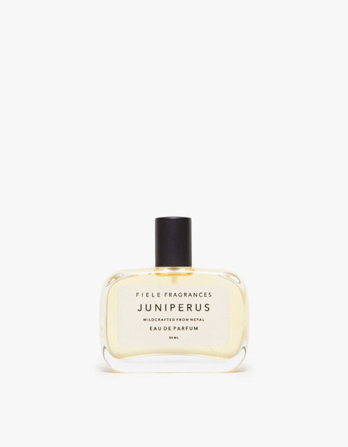 FIELE FRAGRANCES JUNIPERUS PERFUME