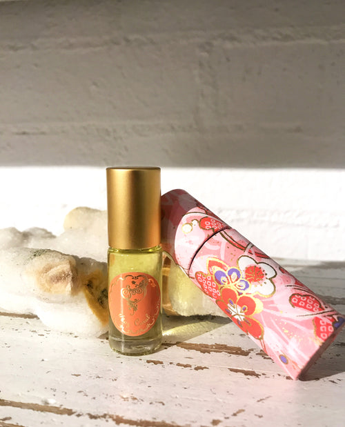 SAGE CORAL ROLL ON PERFUME