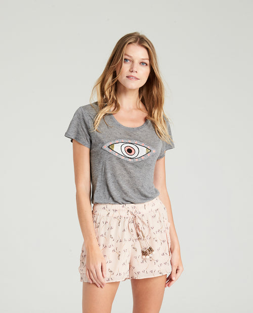 UTOPIA EVIL EYE T-SHIRT