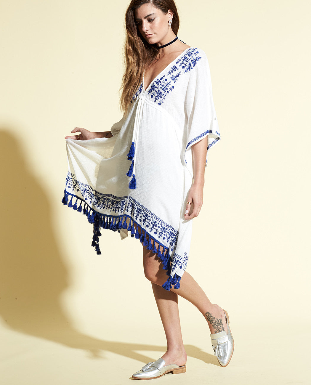 Seaton Dolman Mini Dress