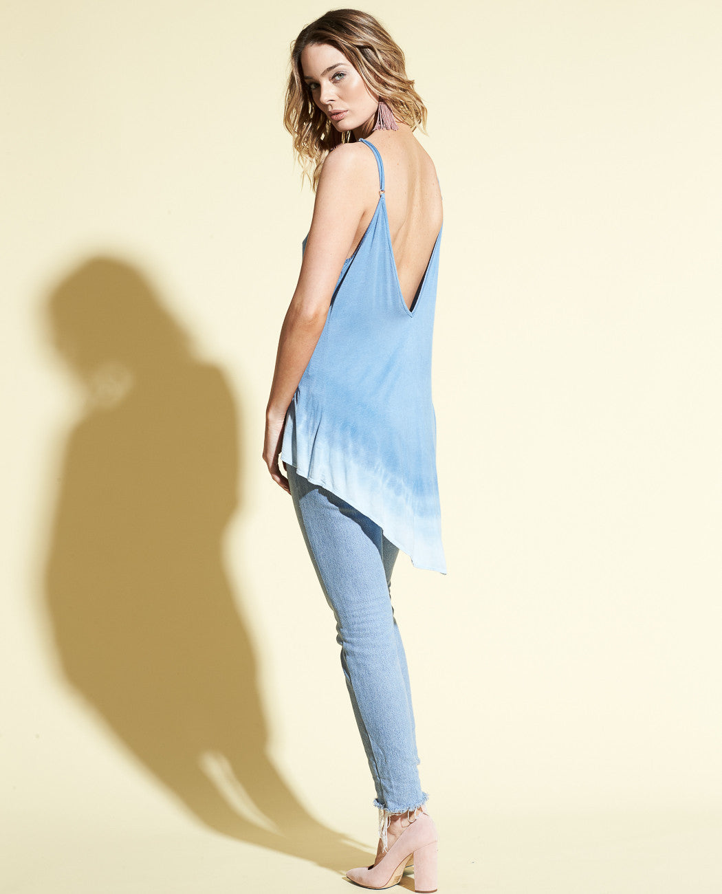 CALA BUTTON DOWN TANK