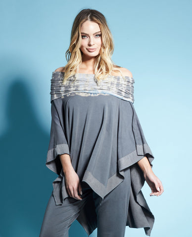 MISTY PERFECT PONCHO