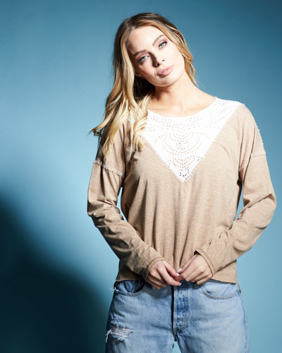 SINA POINTELLE  SWEATER