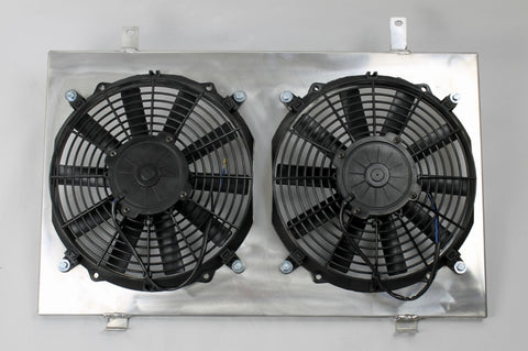 Nissan Laurel C34 & C35 RB20 & RB25 Fan Shroud Kit