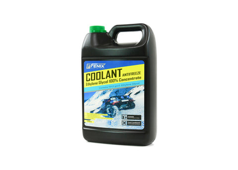 Fenix Anti-Freeze / Coolant [Green] - 4 Litre