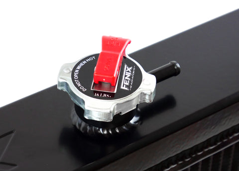 28mm Performance Radiator Cap [Lever] - 1.1Bar / 16psi