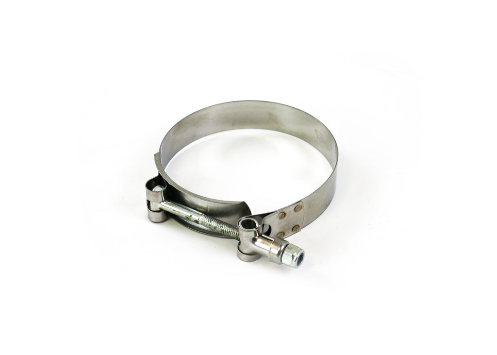 "3.1"" - 3.4"" / 79mm - 87mm T-Bolt Hose Clamp"