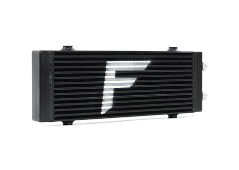 Universal Oil Cooler - 12 Row [DUAL PASS - WIDE]