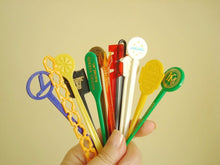Pick assortment, 30 vintage appetizer picks