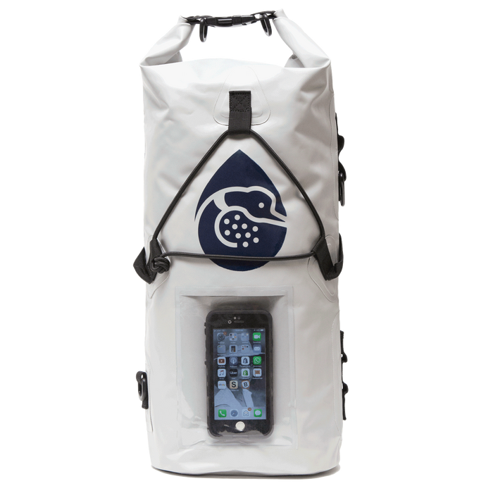 Loon Light Grey 15 Ltr. Dry Bag
