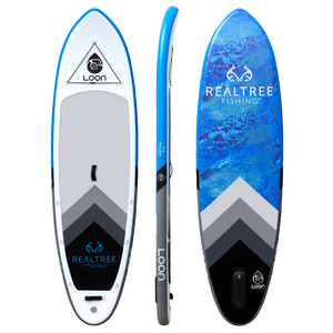 Realtree™ WAV3 Feather Light - Inflatable Paddle Board