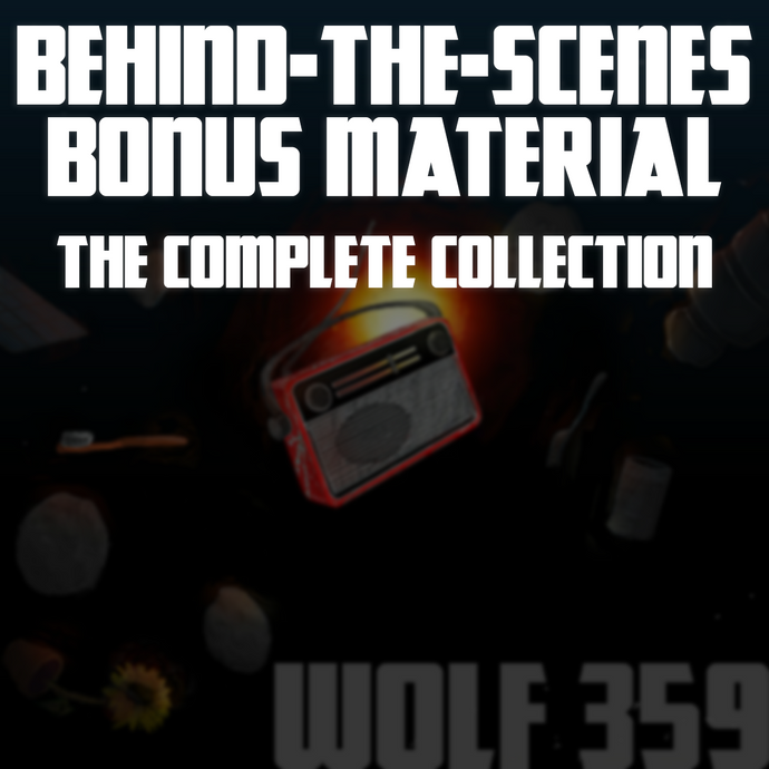 Behind-The-Scenes Bonus Material - THE COMPLETE COLLECTION (39.64GB Digital Download)