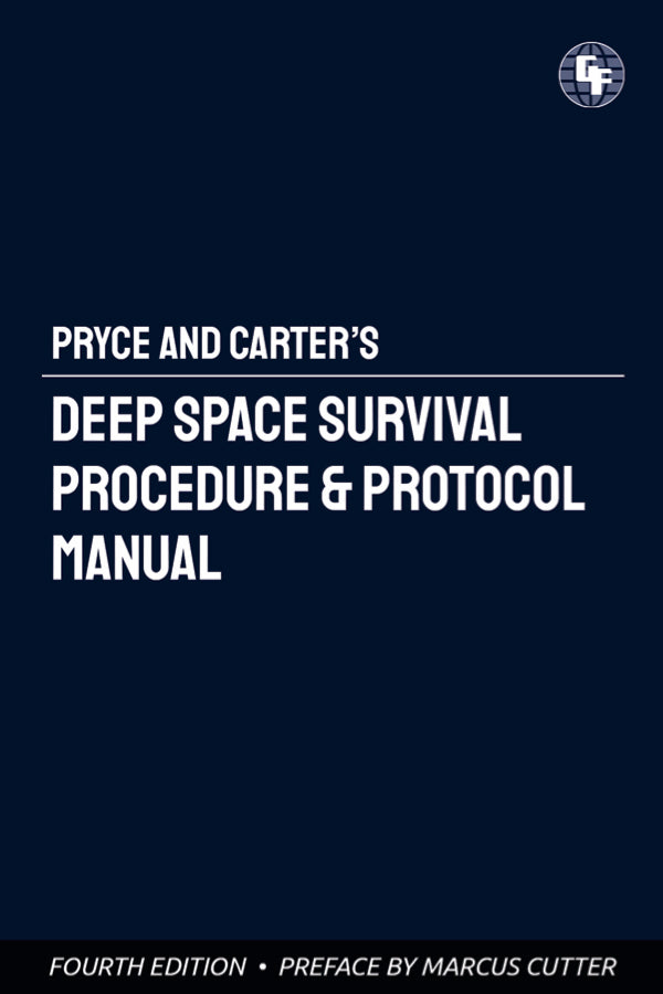 Pryce & Carter's Deep Space Survival Procedure and Protocol Manual (3.2MB Digital Download)