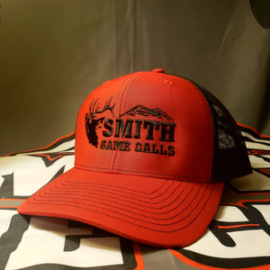 Richardson Trucker Snapback Red/Black