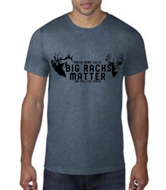 T-SHIRT - BIG RACKS MATTER TEE