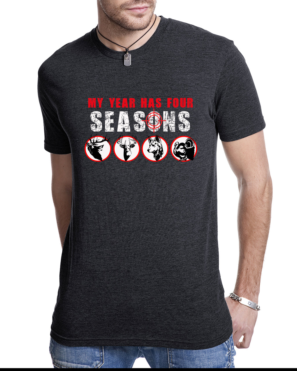 T-SHIRT - FOUR SEASONS TEE
