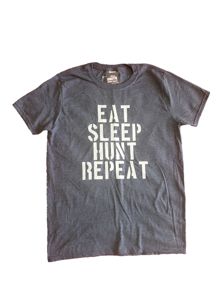 T-Shirt - Eat, Sleep, Hunt, Repeat