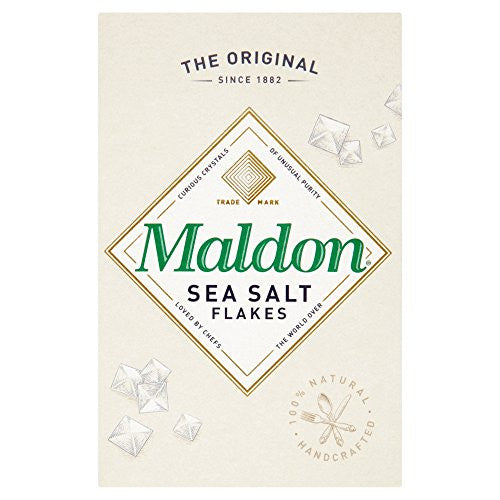 Maldon Sea Salt Flakes, 8.5 ounce Box