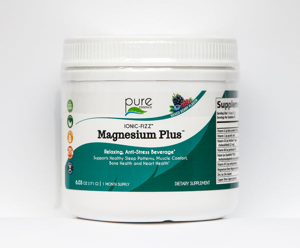 Ionic Fizz ™ Magnesium Plus *Mixed Berry