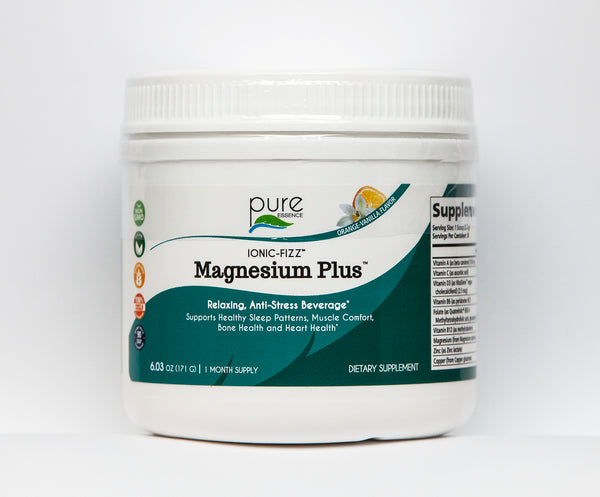 Ionic Fizz ™ Magnesium Plus *Orange-Vanilla