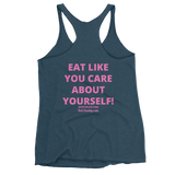 Fueled by Ketones Women's tank top