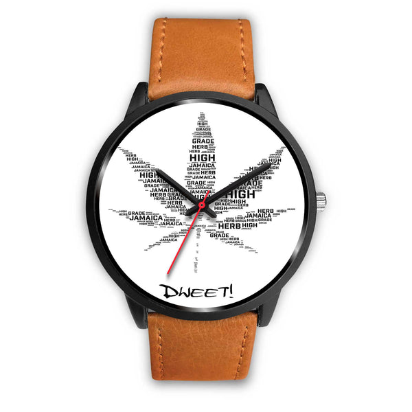 Jamaican High Grade Weed Leaf Watch