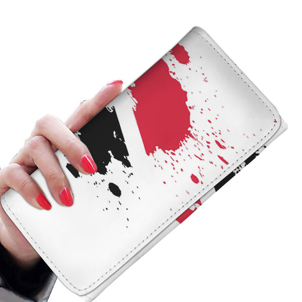 Trinidad Flag Women Wallet