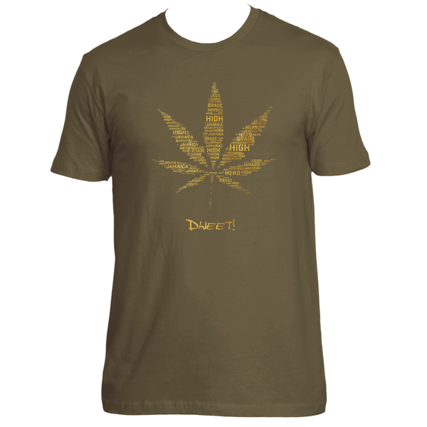 Jamaican High Grade Weed T-shirt