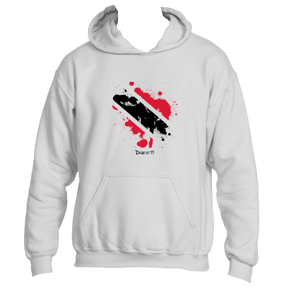 Trinidad rep your Island Splash Hoodie
