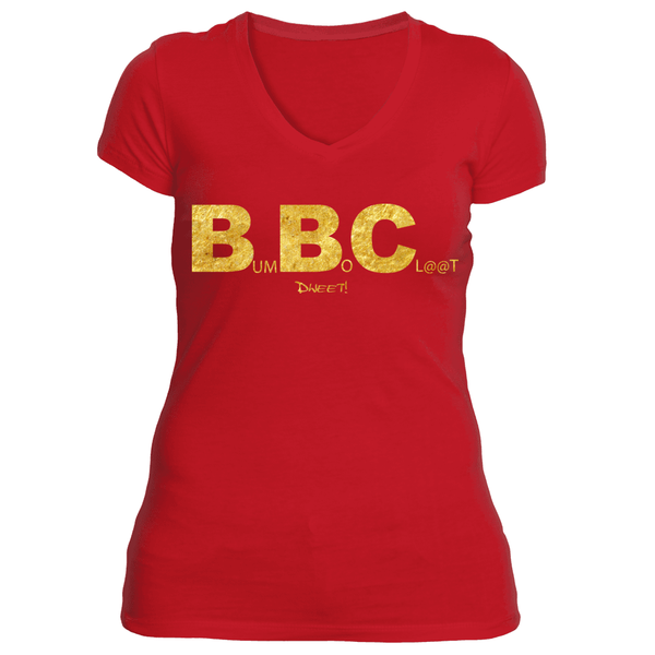 Ladies Bumbo Cl**t T-Shirt