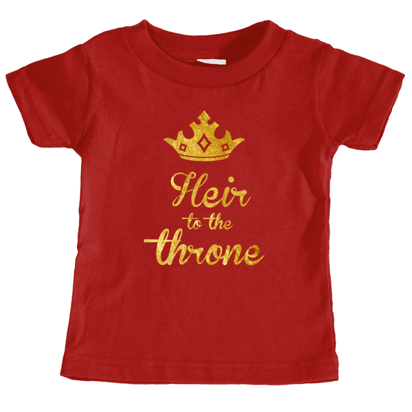 Infant Heir to the throne Tee