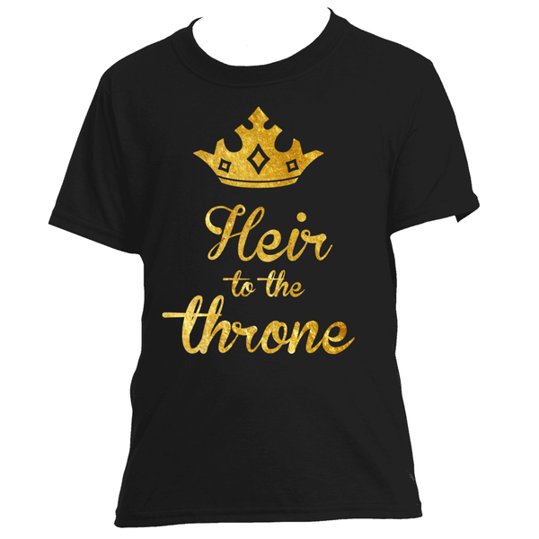 Youth Heir to the Throne Tee