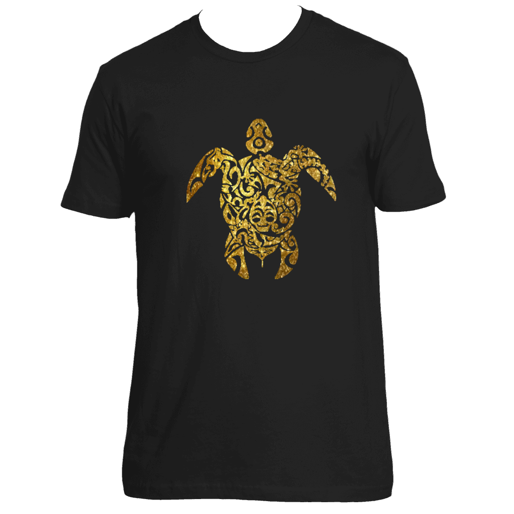 Tribal Turtle  Tee