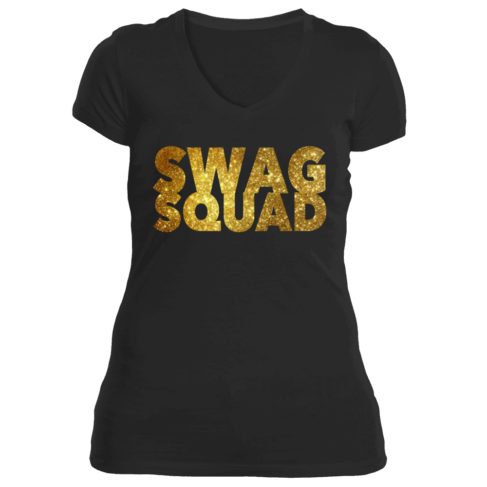 Ladies Swag Squad Tee