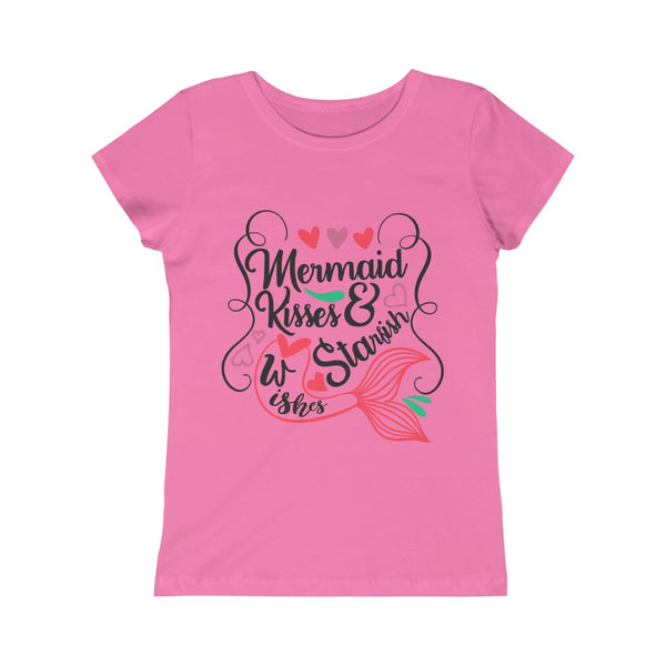 Mermaid Kisses Princess Tee