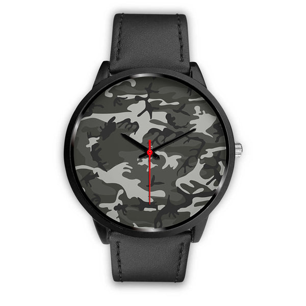 Grey Camo Watch